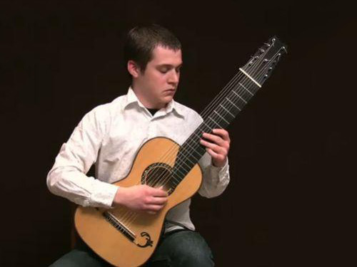 Jon Mendle Classical Guitar Teacher