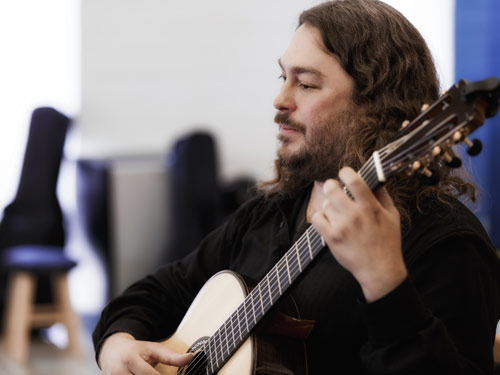 patrick oconnell Classical Guitar Teacher