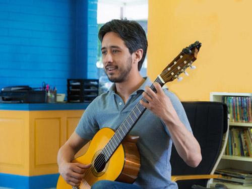 Rob Watson Classical Guitar Teacher