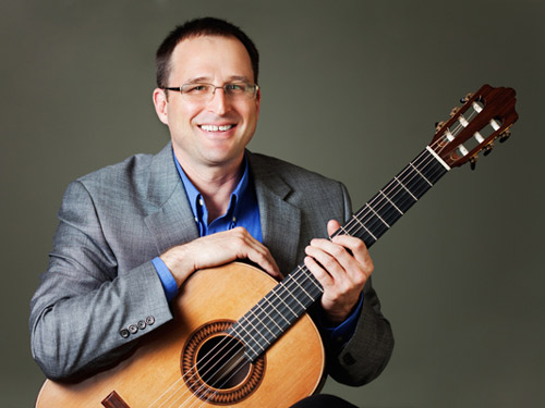 Scott Gossage - Classical-guitar-teacher