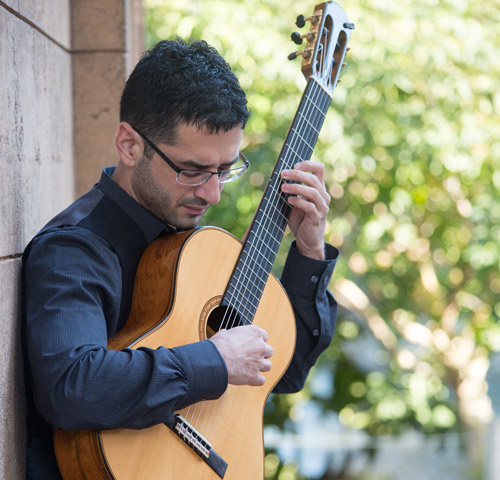 Bruno Panunzio - Classical Guitar teacher - Sunnyvale